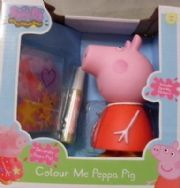 Peppa Pig Colour Me Peppa